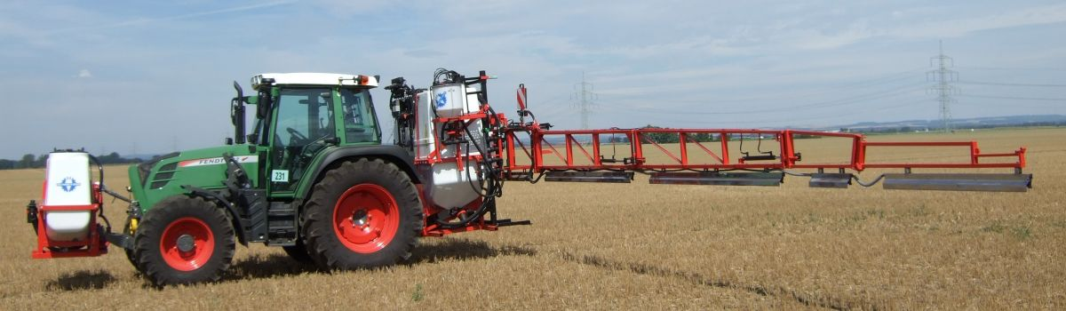 Mounted Sprayer Supermat V